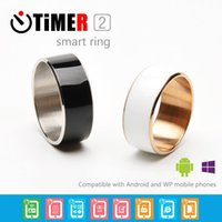 Wholesale NFC Smart Finger Ring for NFC Android WP Mobile Phones Multifunction Magic Finger Ring for Samsung NOKIA HTC LG
