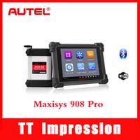 Wholesale 100 Original AUTEL MaxiSYS MS908 Pro AUTEL DS708 Diagnostic System with WiFi Autel MS908P TT Impression