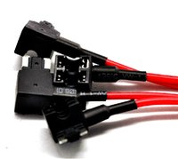 automotive fuse adapter - Mini ATM Fuse Tap Add on Dual Circuit Adapter Auto Car Auto Terminals Best quality