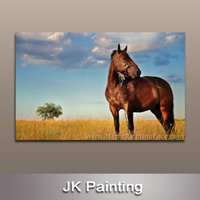 horse decor - Wall Art Canvas Huge of Horse Decor Painting Art Canvas Picture for Living Room Wall Decoration Paintings Modern Canvas Picture