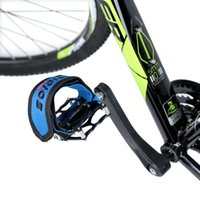 Wholesale Fixed Gear BMX Bike Bicycle Anti slip Nylon Pedal Toe Clip Strap Belt Bend Safety Accessories Comfortable Wear resistant Canvas