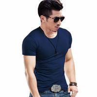 Wholesale T shirt Men New Cotton Mens T shirts for Lovers Printed Fashion Summer Short Sleeve Tshirt Camisetas men t shirt Z1709