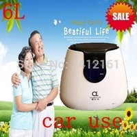Wholesale 2014 New L Large Flow mini Portable oxygen concentrator medical for travel car oxygen concentrator generator