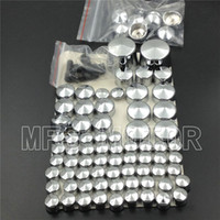 Wholesale 2007 For Harley Softail Twin Cam CHROME Bolts Toppers Caps