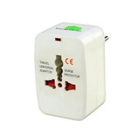 australia power adaptor - All in One Universal Power Adaptor International Plug Jack WorldWide Travel Converter European United Kingdom United States Australia