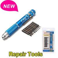 best multifunction pen - Best Quality in Aluminum Screwdriver Kit Pen Style multifunction screwdriver kit for repair of mobile phones laptop PC