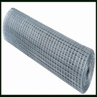 Wholesale Agricultural Used Welded Wire Mesh With Redrawing Wire Or Low Carbon Steel Wire Material Galvanized Finish