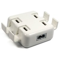Cheap 4 Ports USB Charging Station Best USB port for iphone