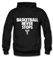 Wholesale autumn and winter sweater hoodie sweater kobe bryant Basketball never stop sweatershirt training suit