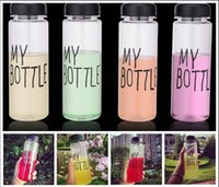 kpop - 500ml water bottle KPOP Back to School EXO Water Cup Today s Special My Bottle Water Cup Fruit cup Christmas gift LJJA1132 A