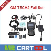 gm tech 2 scanner - 2015 Top Quality GM TECH2 diagnostic scanner GM OPEL SAAB ISUZU SUZUKI HOLDEN Vetronix tech scanner Without black plastic box