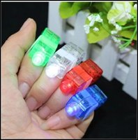 Wholesale 2015 hot LED light Magice Finger toys colors LED ring colorful lights laser beam party flash toy Christmas gift J071005 DHL