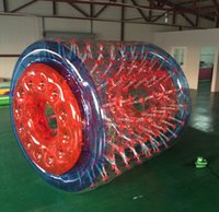 water park games - nice inflatable Best design water roller ball new style Games smart park inflatable water roller