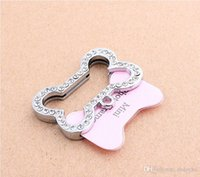 beautiful dog names - dogs id cards Dogs Bones Shaped Crystal Photo Frame beautiful cats name id cards