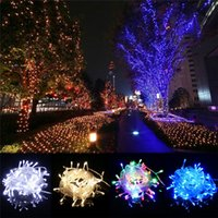 Wholesale New Arrivals M Length LED Colors LED Strips Lighting Lamp EU US For Home Garden Wedding Decor CX362