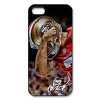 baseball phone covers - Wholesal Cool Baseball Player Hard Plastic Back Mobile Protective Phone Case Cover For iPhone S S C