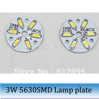 aluminum patch - w patch LED SMD LM light lamp base plate with aluminum plate for globe bulb