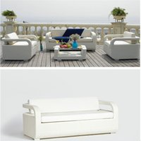Wholesale Casual outdoor furniture factory in Foshan Shunde sofa rattan garden furniture sofa