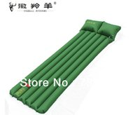 bamboo beach mat - days to delivery x48x7 cm Bamboo raft type mattress inflatable cushion beach water mat rod mode air pad