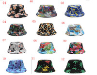 wide brim hats - 2015 Hot Sale New Arrival Bucket Hats Fashion Wide Brim Hats Flowers Hats Sun Protection hats