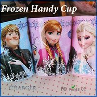 Wholesale Frozen Children s rinsing mug Handy Cup set for Child cups Via E packet