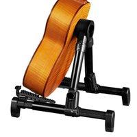 banjo stand - Folding Foldable Aluminum alloy A frame Instrument Stand for Guitar Bass Violin Ukulele Banjo Mandolin Z00490