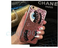 abs packaging - 10pcs Case For iphone S plus Flirting Eyes Brilliant Miss Gossip Chiara Ferragni D Hard Cover Cases with package