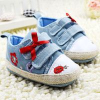 animal print fabric for kids - 2015 Hot Baby Prewalk Shoes Animal Flower Printed Baby Toddler Canvas Shoes Bowknot First Walk Shoes For Little Kids CR136