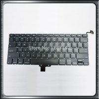 Cheap A1278 Laptop Keyboard New 2009-2012 For Apple Macbook Pro A1278 Keyboard US Keyboard Replacement top quality