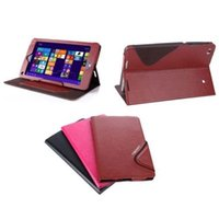 Wholesale Fashion Wake Sleep Leather Stand Case Cover For quot Lenovo Thinkpad Tablet