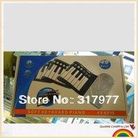 Gros-49 touches Piano main flexible Rouleau numérique - Il est un 49 Soft Keyboard Piano