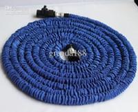 Wholesale NEW Landscape flexible hose FT FT FT blue color water hose garden hose pipe flexible