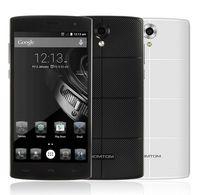al por mayor el teléfono celular móvil de china-4G LTE teléfono móvil 5,5 pulgadas HOMTOM HT7 Smartphone MTK6580 Quad Core 1280x720 HD Android 5.1 teléfono móvil 1 GB RAM 8 GB ROM Wifi GPS WCDMA