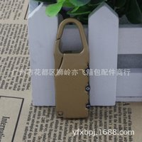accessories industry - Factory direct Yongfeng lock industry GS C luggage locks luggage locks padlock luggage accessories consult Before buy C