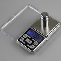 Wholesale g x g Digital Balance mini electronic weighing Gram Jewelry Pocket weight WG32