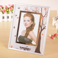 aluminium unit - units pack quot quot Creative Metal Photo Frame Home Decoration Products Glass Crafts With Aluminium Frame MPF001