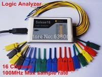 Wholesale Channels USB Logic Analyzer M max sample rate B samples MCU ARM FPGA debug tool