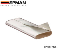 Wholesale Tansky NEW EPMAN Racing Adhesive Backed Aluminum Heat Barrier inch inch Have in Stock EP WR17DJB
