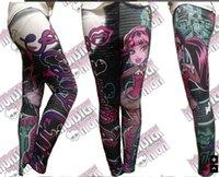 Wholesale 18 OFF ON SALE Girls Monster high Monster high Print Pencil Pants Children Clothes Leggings Kids Clothing Capris Christmas Gift2PCS