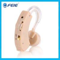 Wholesale deaf people waterproof hearing aids cyber sonic hearing aid earphone S A