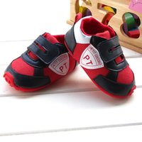 Wholesale 2016 spring Autumn baby boy s prewalker cool Sport shoes outdoor toddler shoes baby shallow bebe shoes for age