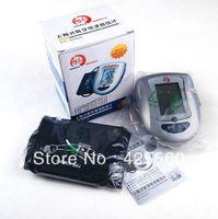 Wholesale Automatic Digital Upper Arm Electronic Blood Pressure Monitor Meter Sphygmomanometer Hemopiezometer