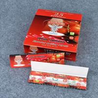 Wholesale Cherry flavor thread paper HORNET He Knight starting spot box g MM