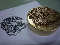 Wholesale Aaccept Custom Design good quality exquisite workmanship Hot Stamping plate for Embossing Leather Copper Formed Mould
