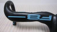 carbon - Carbon Fiber Road Bike F8 black Naked Red Sky Team handlebar carbon fiber Road Bike frames