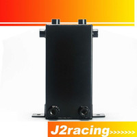 Wholesale J2 RACING STORE BLACK LITRE ALLOY FUEL SWIRL SURGE TANK KIT FUEL SURGE TANK L PQY TK32WBK