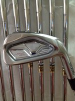 Wholesale Golf clubs JPX forged irons PG with dynamic gold S300 shaft JPX850 golf irons Free headcover