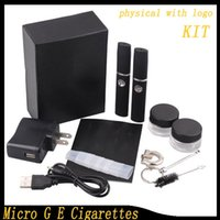 al por mayor cig micro-E-cig para Micro 2015 nuevo G Acción Bronson cigarrillo elecrónico para cera o hierba seca vapor cigarrillos kits hierba seca atomizador hierba 0211035