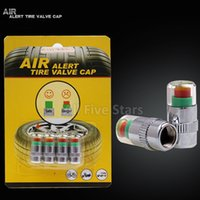 Cheap TPMS Tools Alert Valve Stem Cap Best For BMW - air alert