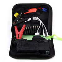 Wholesale Emergency Battery Booster Portable Car Jump Starter Digital Charger High Power mah V A CS